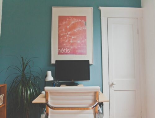 Creating the Perfect Home Office in a Small Space
