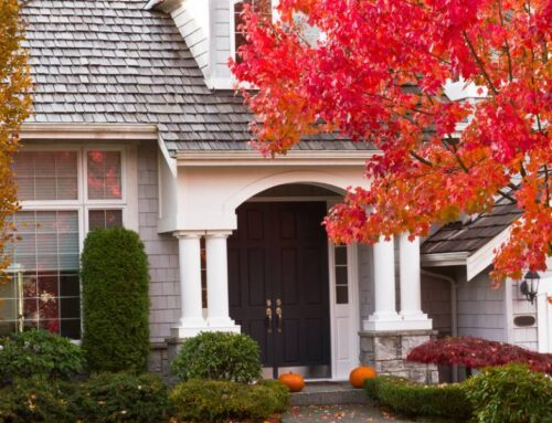 Add Curb Appeal to Your Rental Property